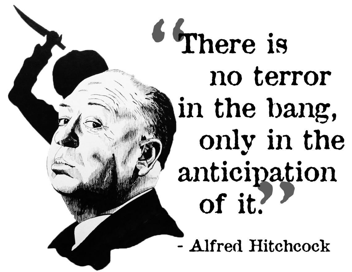 Hitchcock-Quote