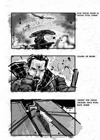 Game of Thrones storyboards 05